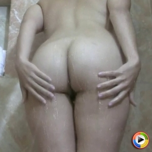 Club mai ly: watch as busty exotic babe mai ly shows off her big natural tits and round booty in the shower.