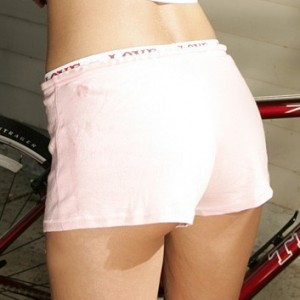 Daisy19: daisy loves to tease in her short shorts.